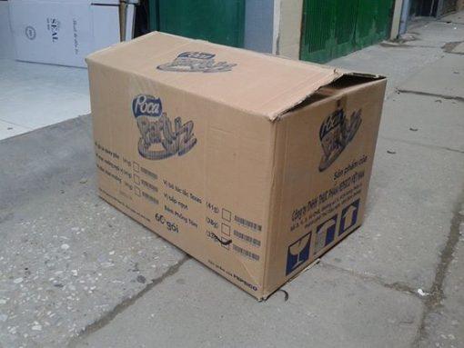 Thùng Carton 3 lớp Cũ 65x50x32cm
